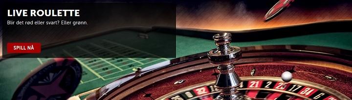 Kan du spille live roulette hos Betsafe