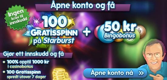 casino bonus 2016