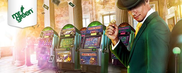 Spill roulette online på Mr Green nettcasino