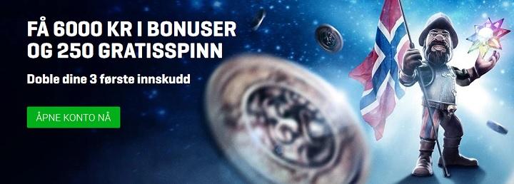 NordicBet casinobonus 2021